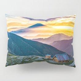 Mt Fuji I Pillow Sham
