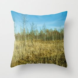 The Greatest View Throw Pillow