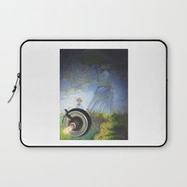 A Monet by candlelight Laptop Sleeve
