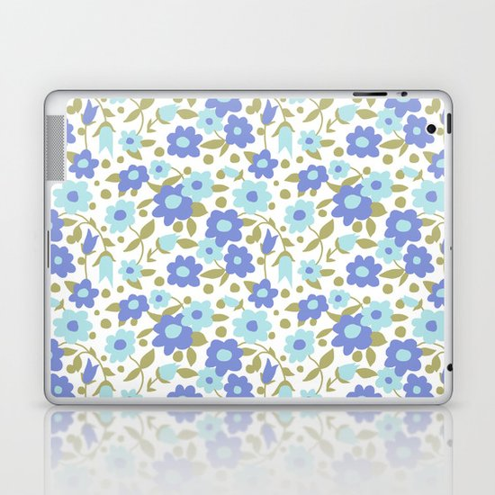 vintage 18 Laptop & iPad Skin