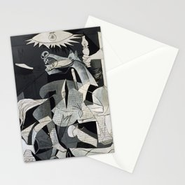Picasso - Guernica  Stationery Cards