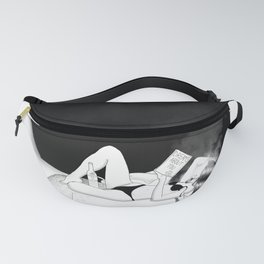 read me to sleep Fanny Pack
