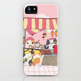 Their Ambrosia iPhone Case