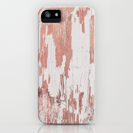 SHELTER / 4 / blooming dahlia, almost mauve iPhone Case