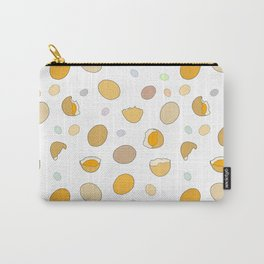 Space Eggs Carry-All Pouch