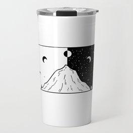 Phases de la lune 2 Travel Mug