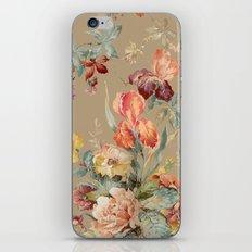 shabby abbey iPhone & iPod Skin