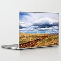 feet Laptop & iPad Skins featuring 13,000 Feet by Chris Root