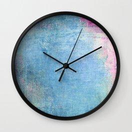color & texture Wall Clock