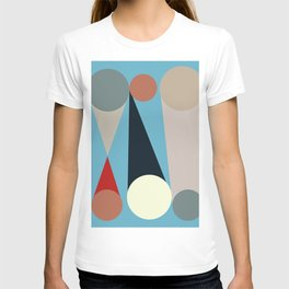 Mid Century Modern Vintage 15 T-shirt