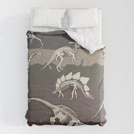 Dinosaur's Dig Comforters