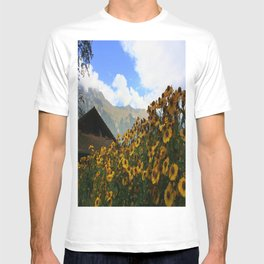 Daisies and Alps T-shirt