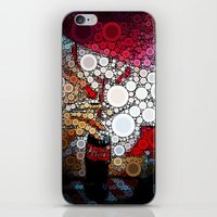 coke iPhone & iPod Skins featuring Drink Coke by Jason Perkins Designs