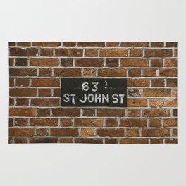 St Johns st Rug