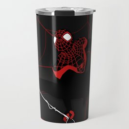 Ultimate Spider-man Miles Morales Travel Mug
