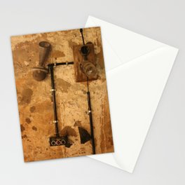 Heavy Industry - Makeshift Electrics Stationery Cards