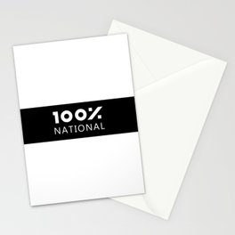 100% National Stationery Cards