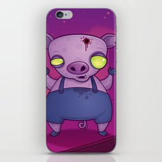 Zombie Pig iPhone & iPod Skin