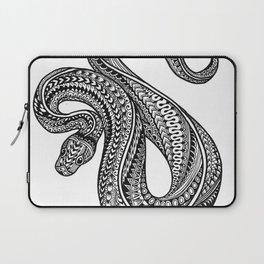 Ornate ball python Laptop Sleeve
