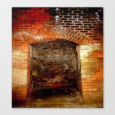 Cheviot Tunnel - Enclaves Canvas Print