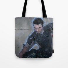 Kaidan Alenko - Vancouver 2186 Tote Bag