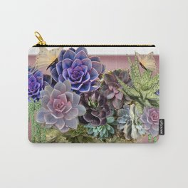 Succulent gardens Carry-All Pouch