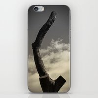 naked iPhone & iPod Skins featuring Naked by Fine2art