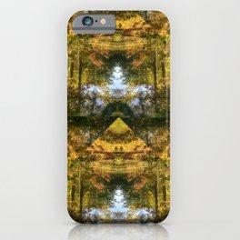 The Nature of Autumn iPhone Case