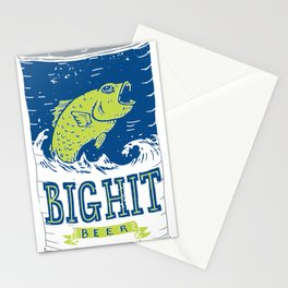 Big Hit Beer Stationery Cards