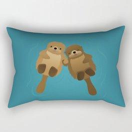 I Wanna Hold Your Hand Rectangular Pillow