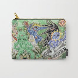 crowchinas play Carry-All Pouch