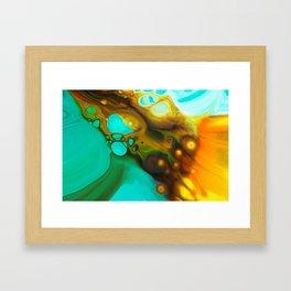 Acrylic 21 Framed Art Print
