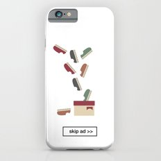 shoes ad iPhone 6s Slim Case