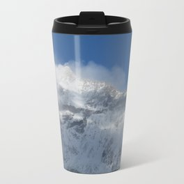 Snowy Peaks Travel Mug