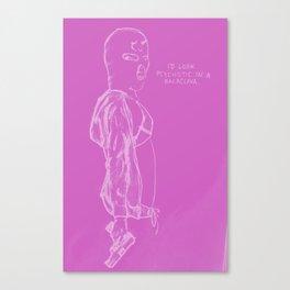 Spring Breakers/Vampire Weekend (Pink) Canvas Print