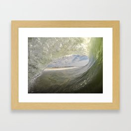 Vision of Clarity  Framed Art Print