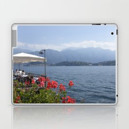 Panoramic view of Lake Como, Italy. Laptop & iPad Skin