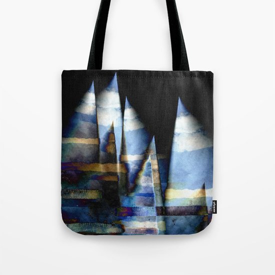Summit Meeting Tote Bag