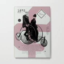 Timetravelers Metal Print