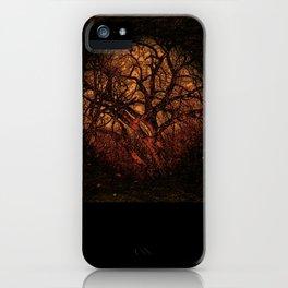 Arbor Mundi - Tree Cosmos iPhone Case