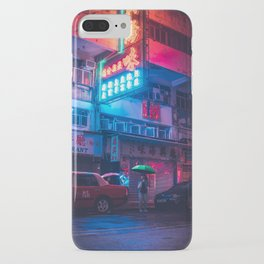 A Moment in the Rain iPhone Case