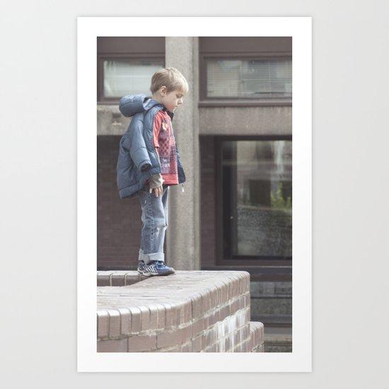 cape testing... Art Print