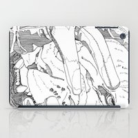 introvert iPad Cases featuring Wild Introvert by BERLIN_D_P