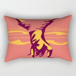 Aquaman Rectangular Pillow