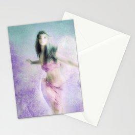 ANGEL DANCER Stationery Cards