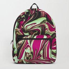 Abstract Splatter Paint v5 Backpack