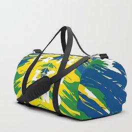 Brazil techno Duffle Bag