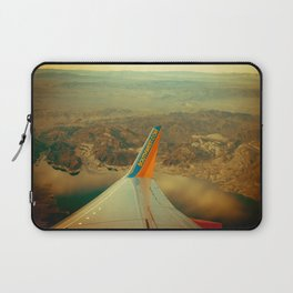 Southwest to LAX Laptop Sleeve