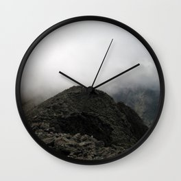 Challenger Point Wall Clock