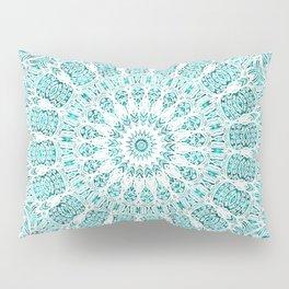A Glittering Mandala Pillow Sham